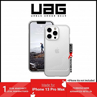 """UAG [U] Lucent for iPhone 13 Pro Max 5G 6.7"""" - Ice  (Barcode: 810070365554 )"""